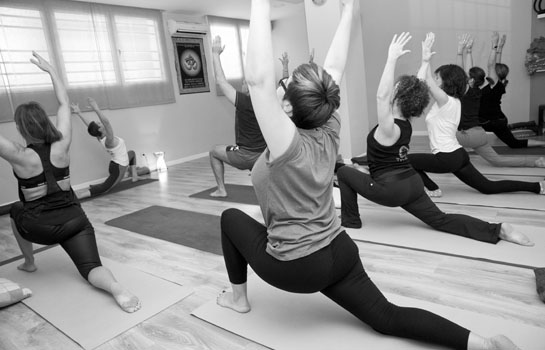 yoga zarzaquemada